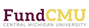Central Michigan University Sticky Logo